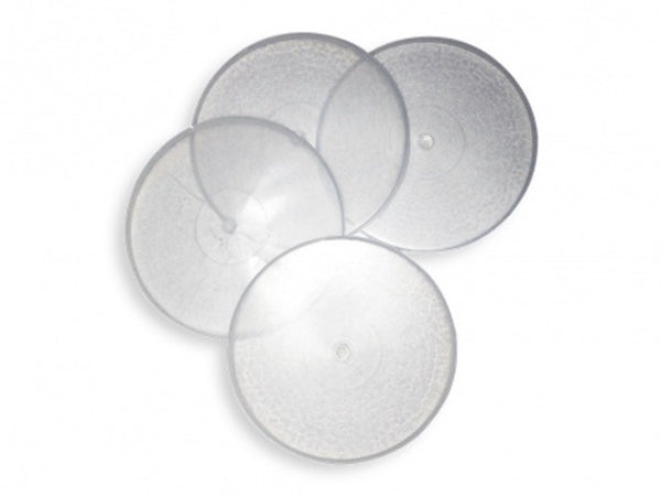 Globelet 425 Lids - Transparent & Reusable - No Brand