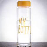 Custom Bottles - Design Your Own