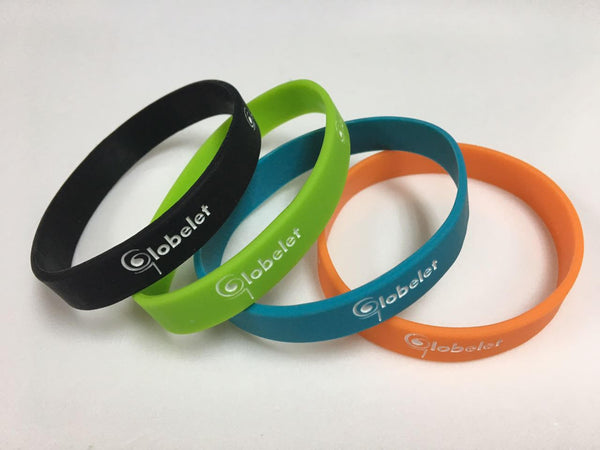 Silicon Bands - Globelet Branded