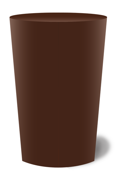Custom Cup - Brown