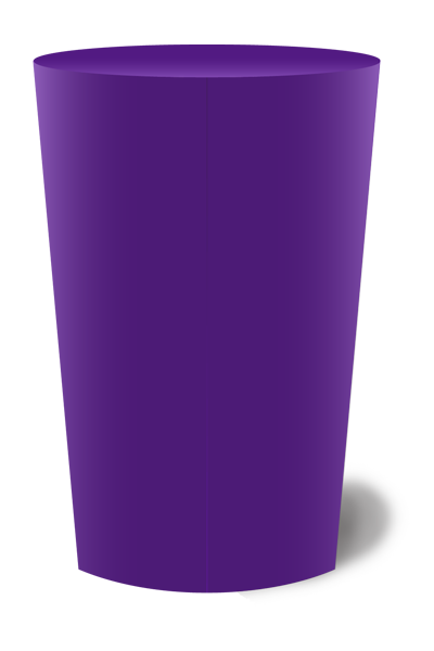 Custom Cup - Purple