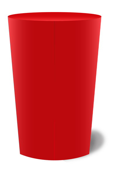 Custom Cup - Red