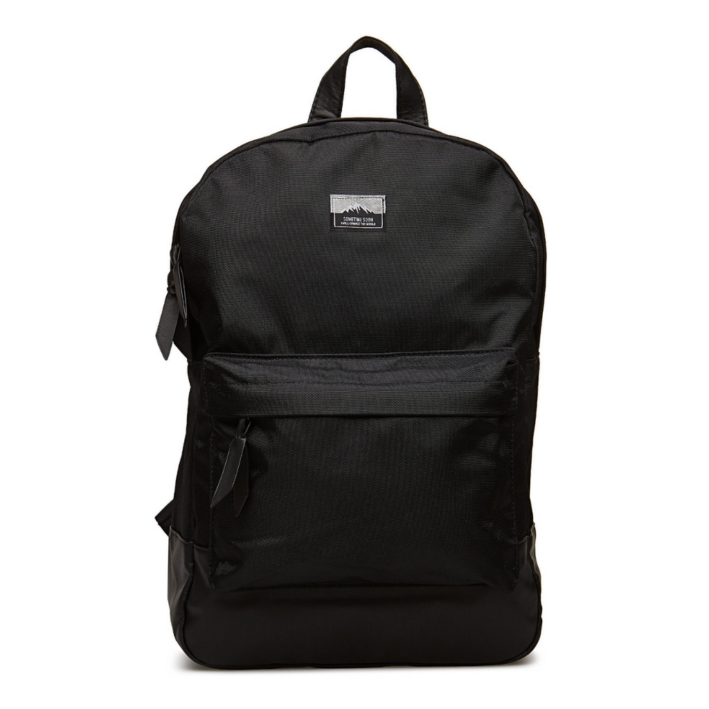 Sometime Soon Backpack - Black