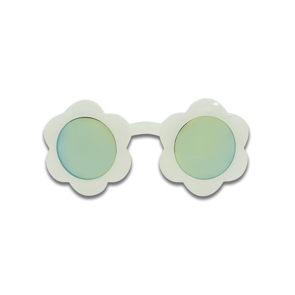 Minista - Poppy Sunglasses - White