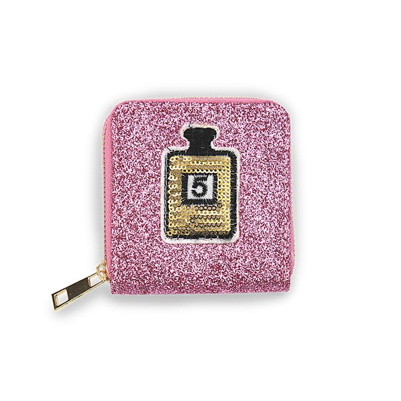 MINISTA - Patch Wallet - Perfume