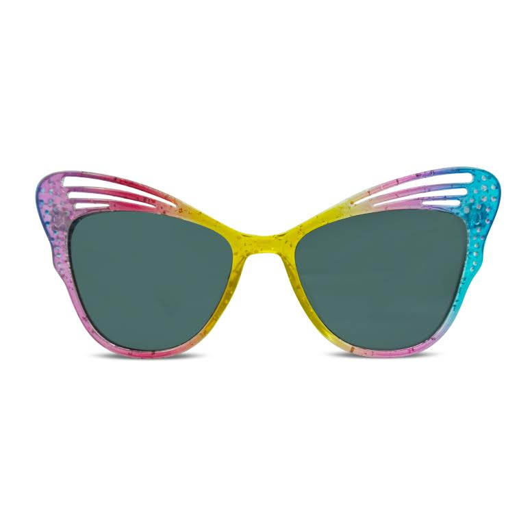 Minista - Butterfly Sunglasses - Multi