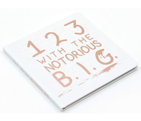 123 with the Notorious B.I.G Book