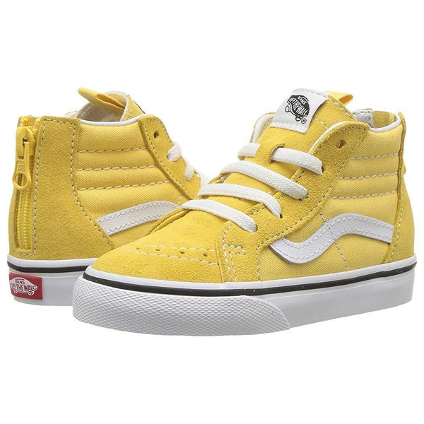 Vans SK8 Hi-Top Yellow - YOUTH