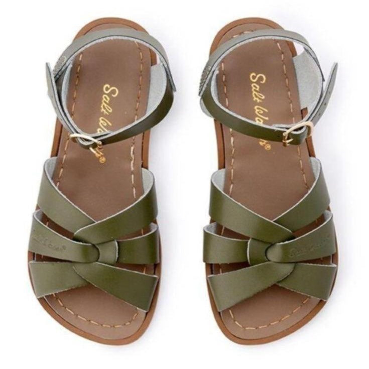Salt water Sandal Original - Olive Green