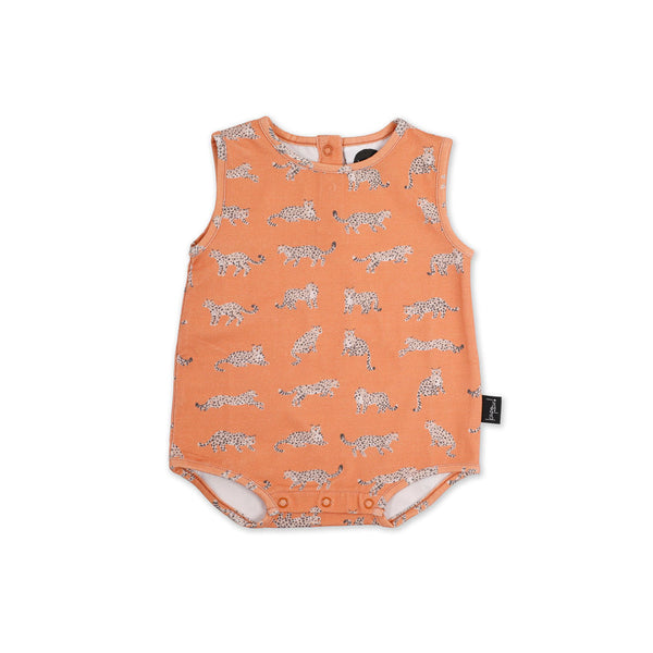 Kapow Crouching Tiger Baby Romper