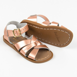 Salt Water Sandals Original Rose Gold