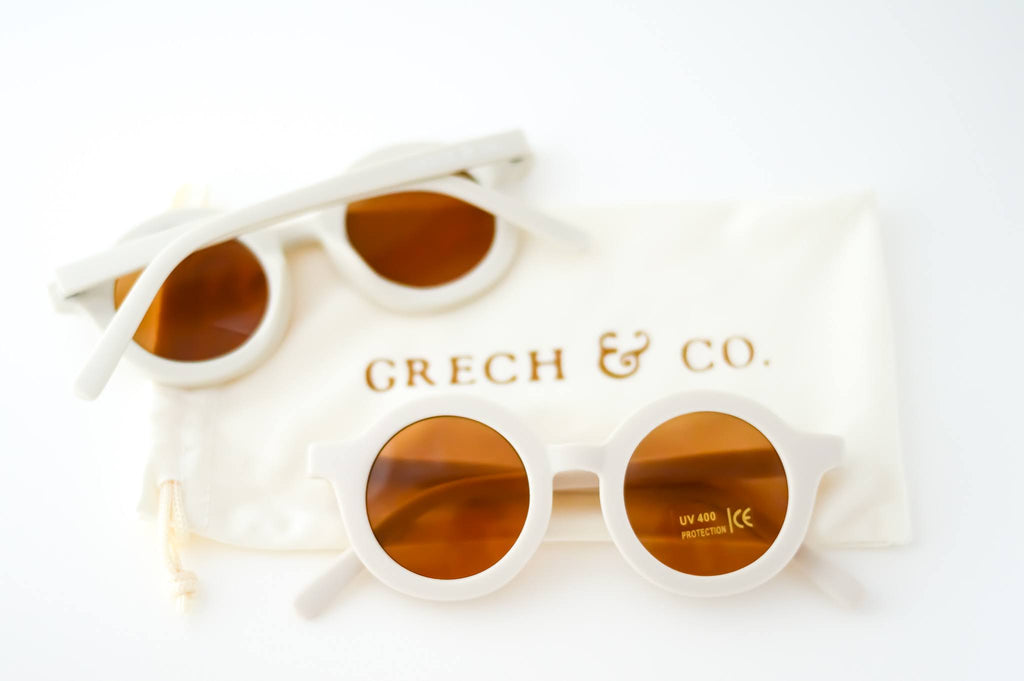 Grech & Co Sustainable Sunglasses - Buff