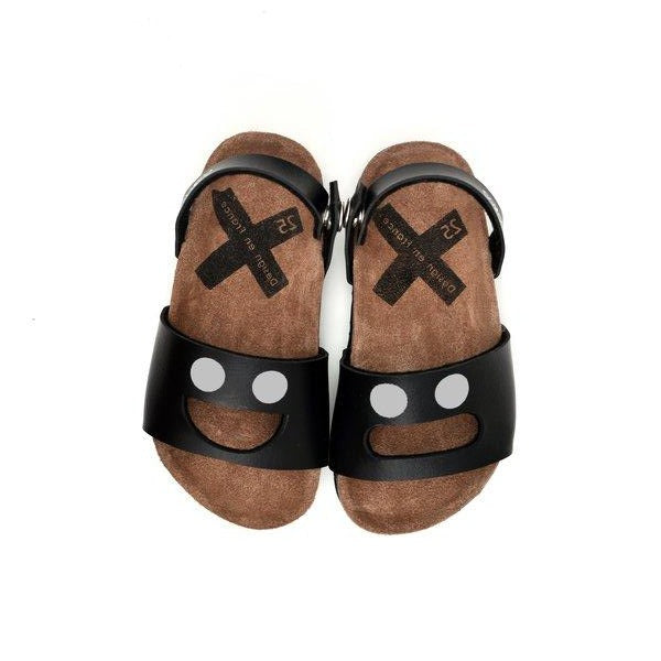 Boxbo Wistiti Sandals - Black