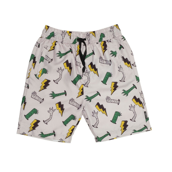 Band of Boys Monster Yardage Boardies - Grey