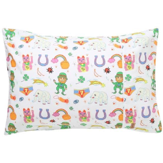 Kip & Co Lucky Cotton Pillowcase - 1 PC