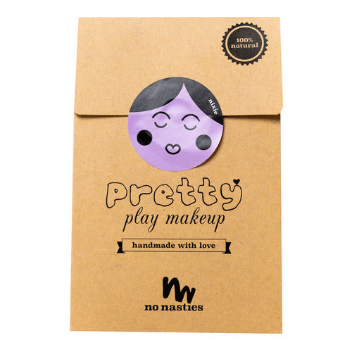 No Nasties NIXIE Play Makeup Goody Pack - Purple