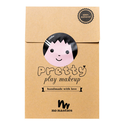 No Nasties Play Makeup Goody Pack - Pink