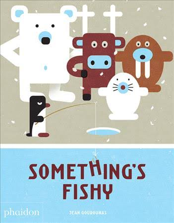 Something's Fishy - Children's book