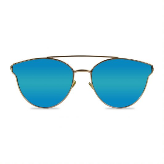 Milk & Soda Jude Sunglasses - Gold Frame
