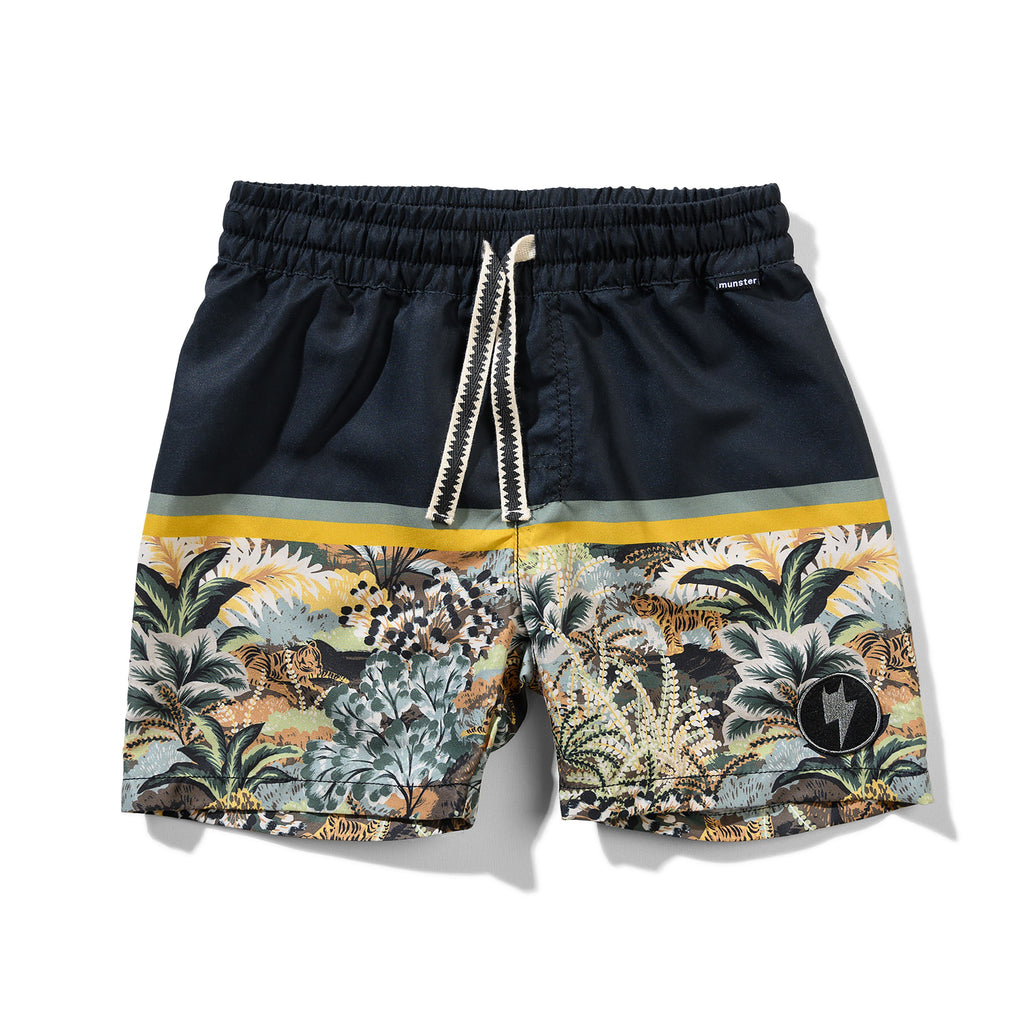 Munster Jungle Split Board Shorts