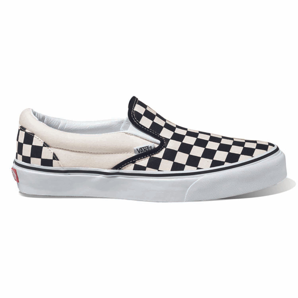 Vans - Checkerboard Black & White - Youth
