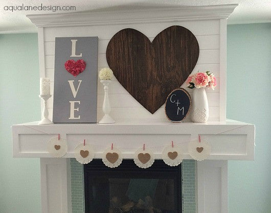 Easy Valentine's Day DIY Projects