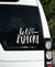Let's Explore Decal - East Coast Vinyl Decals, Inc.