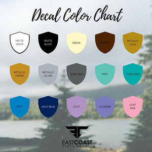 Help Us Capture the Love - East Coast Vinyl Decals, Inc.