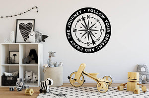 Follow Your Dreams and Enjoy the Journey - East Coast Vinyl Decals, Inc.