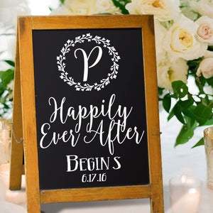 Happily Ever After - East Coast Vinyl Decals, Inc.
