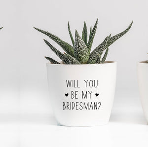 Bridesmaid Proposal | Decal Only | DIY Bridal Party Gift