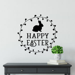 Easter | Vinyl Decal | DIY Easter Decor | Chalkboard Decal | Easter Decorations