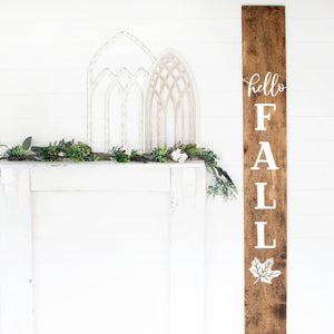 Fall Decor | Create Your Own Sign | Vinyl Decal Sticker | Custom Stencil