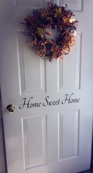 Home Sweet Home - East Coast Vinyl Decals, Inc.