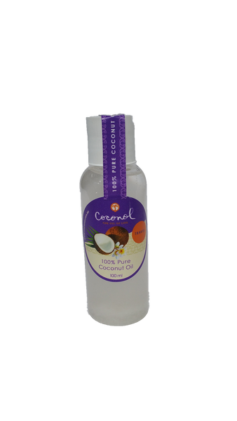 Pure Coconut Oil 100ml