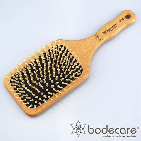 Wide Paddle Scalp Massage Hair Brush