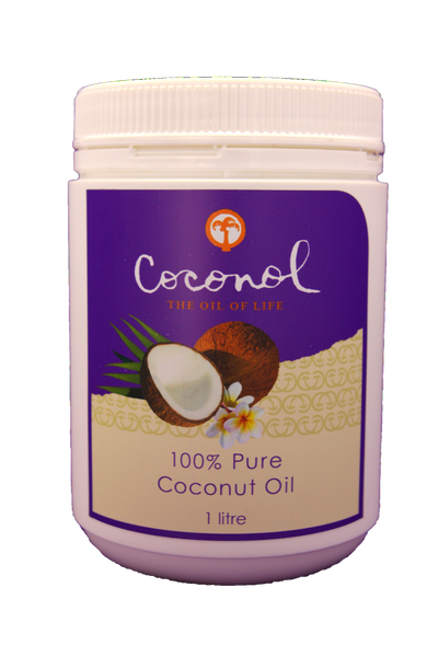 Pure Coconut Oil 1L