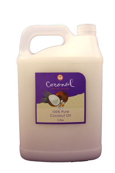 Pure Coconut Oil 5L