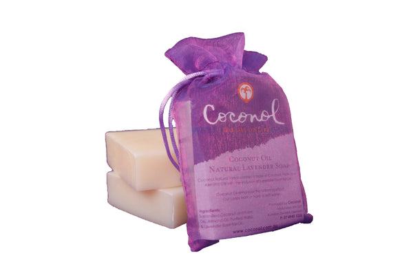 Coconut Oil Soap Lavender