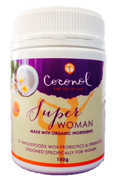 Super Woman Probiotic Superfood 150g Tub