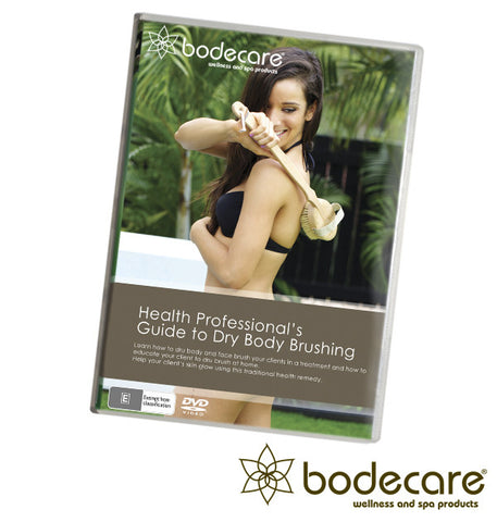 Dry Body Brushing DVD