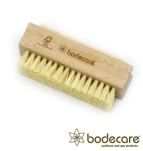 Traditional Double Sided Nail Brush FSC