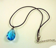 Sword Art Online Crystal Drop Necklace ★ FREE ★