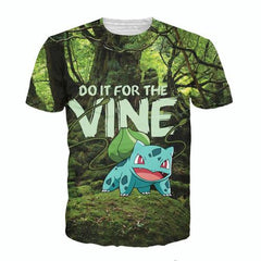 Do It For The Vine 3D T-Shirt