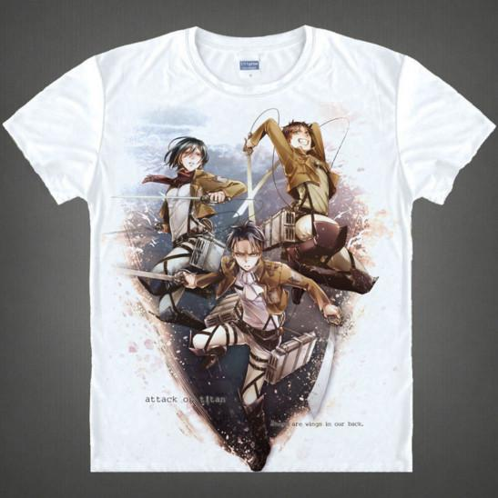 Attack On Titan - Attack On Titan T-Shirt V15