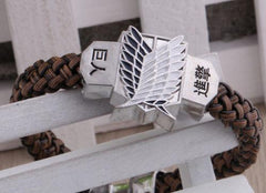 Attack On Titan - **FREE** Attack On Titan Bracelet