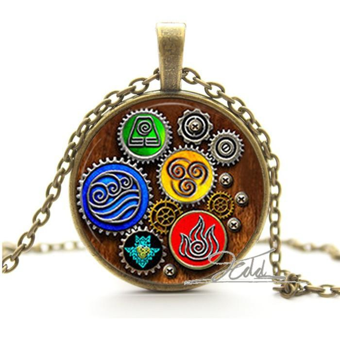 Avatar The Last Airbender - Avatar The Last Airbender Necklace ★FREE★