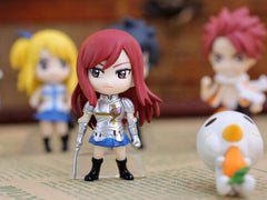 Fairy Tail - 6PCS Fairy Tail MINI FIGURES