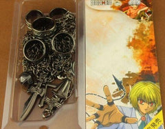 Hunter X Hunter - Hunter X Hunter Kurapika 5 Ring Chain