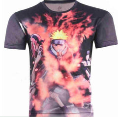 Naruto - Naruto 2016 Collection 3D Shirt V4 - Team 7
